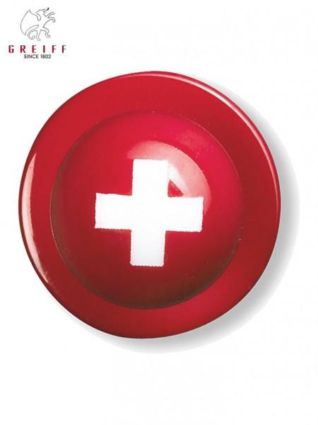Kugelknoepfe rot Schweiz