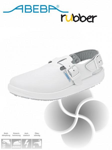 Abeba Rubber Damen-Herren-Clogs