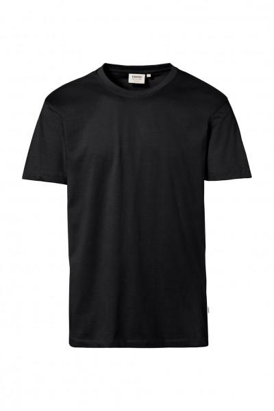 Men T-Shirt 292 Schwarz