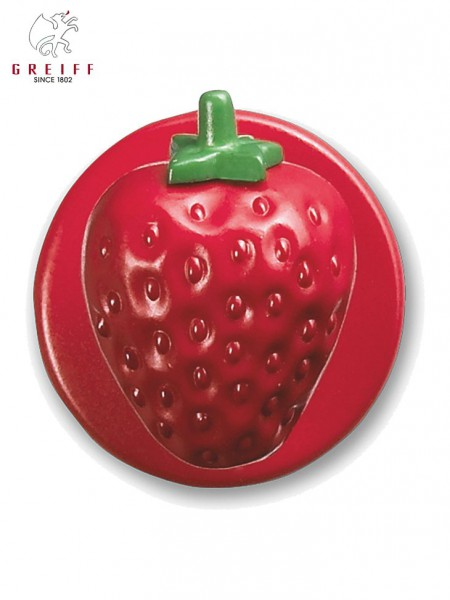Kugelknoepfe Erdbeere