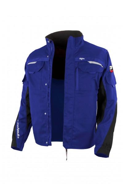 Bund Arbeitsjacke Iron Blau