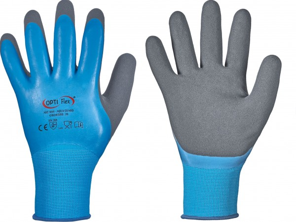 Aqua Guard Optiflex Handschuhe 12 Paar
