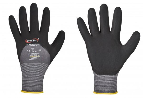 Liquimate Optiflex Handschuhe 12 Paar