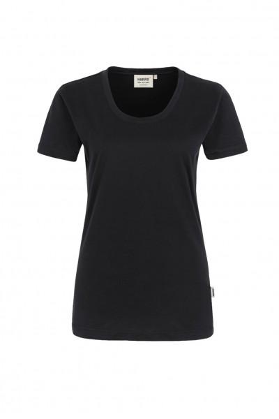 Damen T-Shirt 127 Schwarz