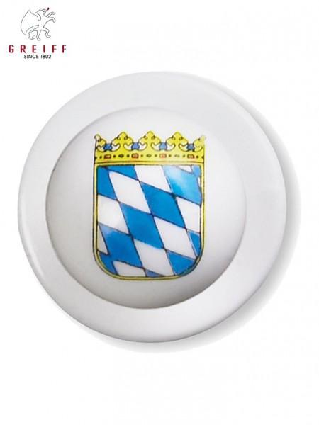 Kugelknoepfe Wappen Bayern