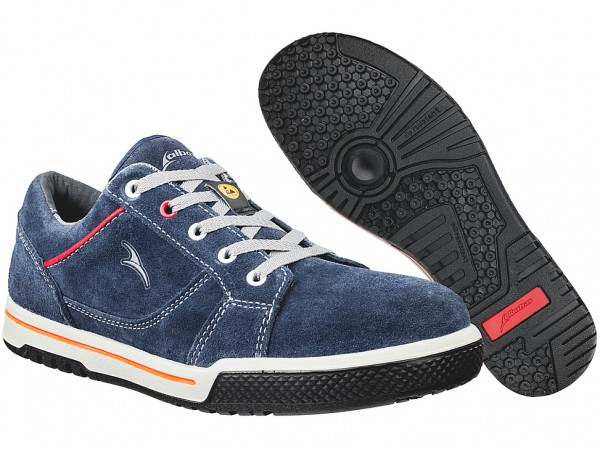 Kochschuhe Freestyle Blue Low S1P