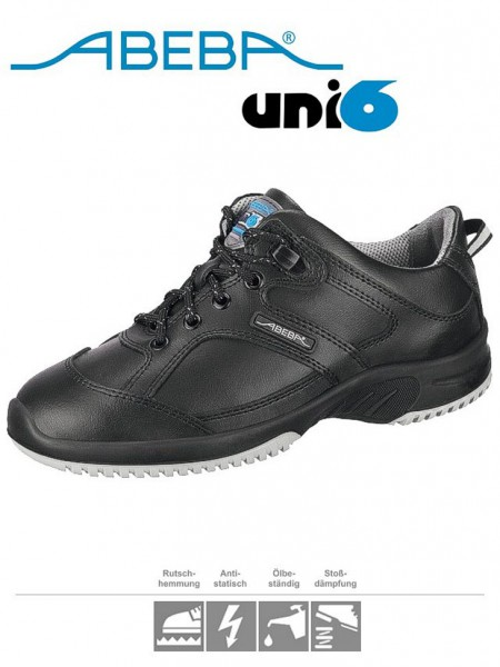 Abeba Uni6 - 6771 Berufshalbschuhe