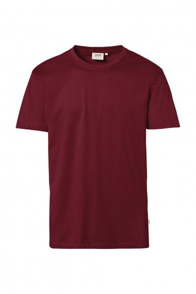 Men T-Shirt 292 Weinrot