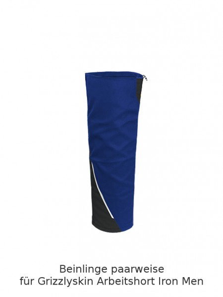 Beinlinge Iron Blau