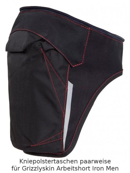 Kniepolstertaschen Iron