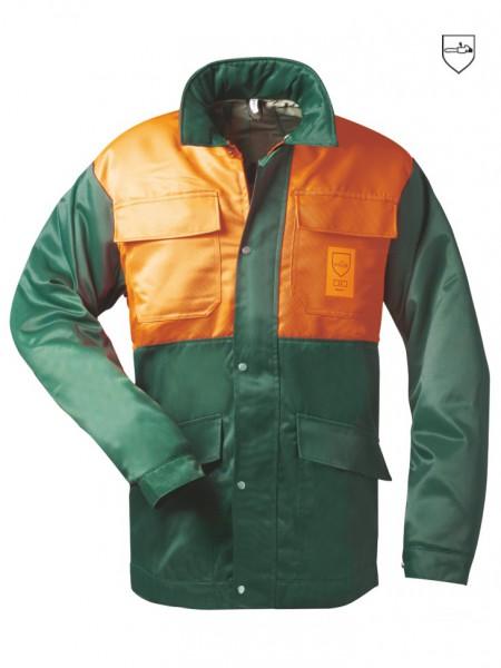 Schnittschutz Jacke Buche