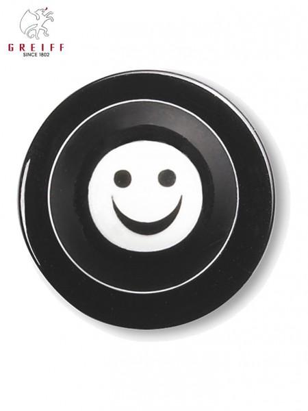 Kugelknoepfe Happy Gesicht