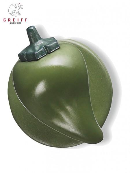 Kugelknoepfe Paprika gruen