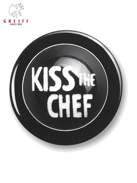 Kugelknoepfe Kiss The Chef