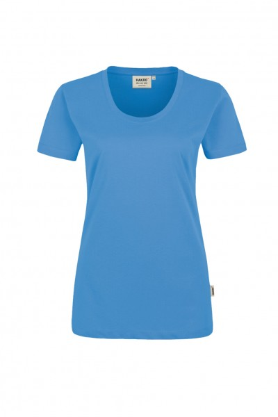 Damen T-Shirt 127 Malibublau